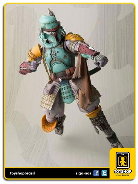 Star Wars Ronin Boba Fett  Meisho Movie Realization Bandai