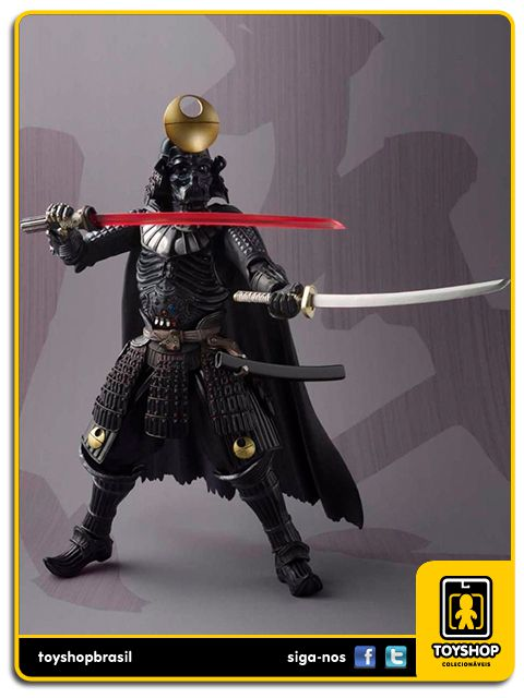 Star Wars Samurai Darth Vader Meisho Movie Realization Bandai