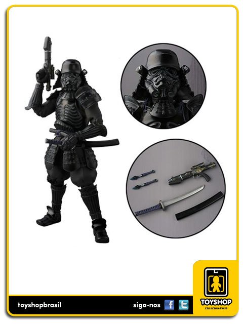 Star Wars Shadowtrooper Meisho Movie Realization Bandai