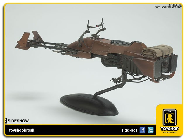Star Wars Speeder Bike Sixth Scale 1/6  Sideshow
