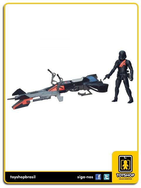 Star Wars The Force Awakens Elite Speeder Bike Hasbro
