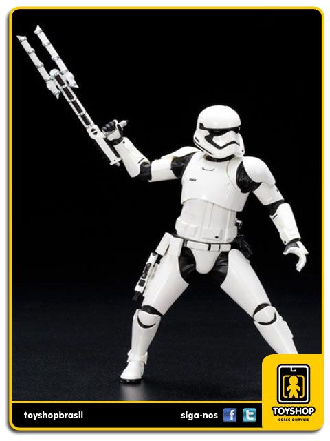 Star Wars The Force Awakens Stormtrooper FN-2199 - Escala 1/10 ArtFX  Kotobukiya
