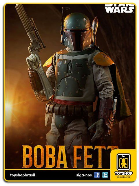 Star Wars VI Boba Fett Premium Format  Sideshow Collectibles