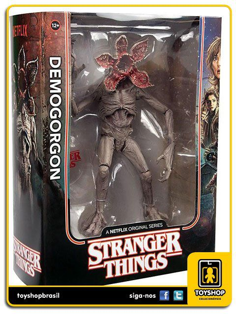 Stranger Things Netflix Demogorgon 10-Inch Mcfarlane Toys