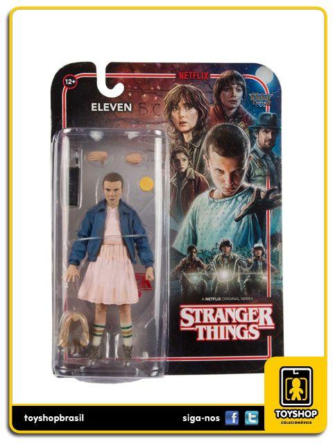 Stranger Things Netflix Eleven  Mcfarlane Toys