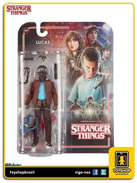 Stranger Things Netflix Lucas  Mcfarlane Toys