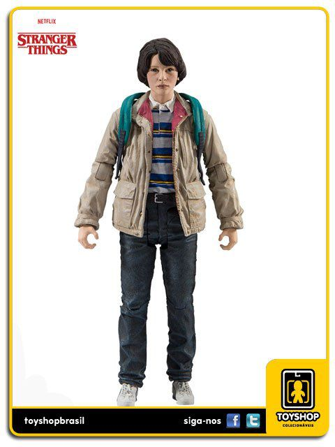 Stranger Things Netflix Mike  Mcfarlane Toys