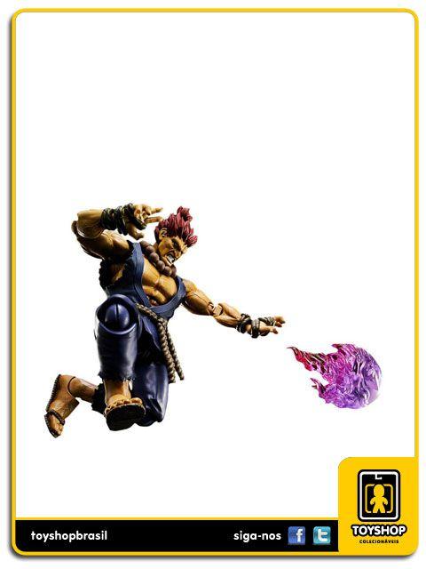 Street Fighter 30th Anniversary S.H. Figuarts Akuma Bandai
