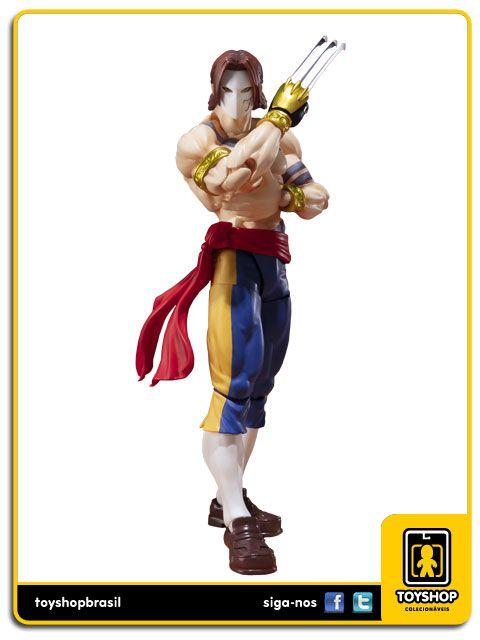 Street Fighter S.H. Figuarts Vega Bandai