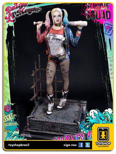 Suicide Squad Harley Quinn  1/3 Prime 1 Studio