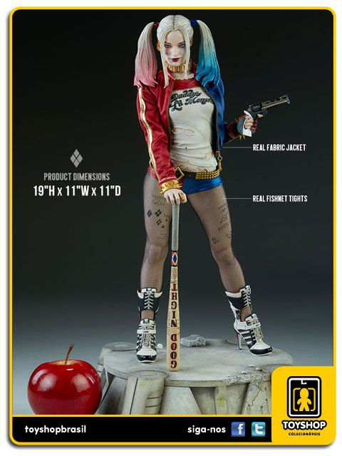 Suicide Squad Harley Quinn Premium Format - Sideshow Collectibles
