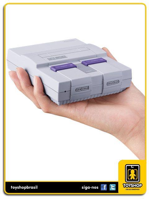 Super Nintendo Classic Edition Compacto 2017 Super Nes