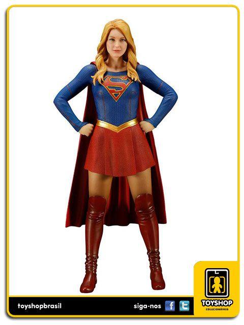 Supergirl TV Series 1/10 ArtFX  Kotobukiya