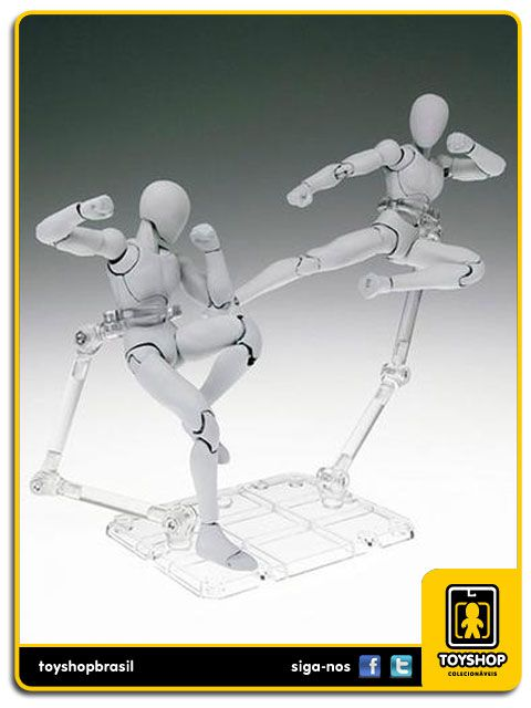 Tamashii Stage Act 4 for Humanoid (Clear) Bandai