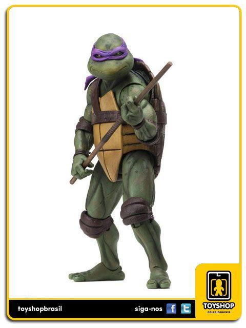 Teenage Mutant Ninja Turtles 1990 Donatello Neca
