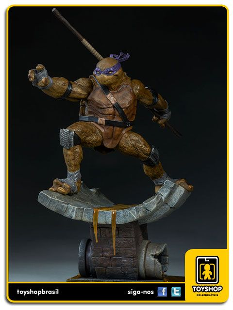 Teenage Mutant Ninja Turtles Donatello 1/6 Statue Sideshow Collectibles