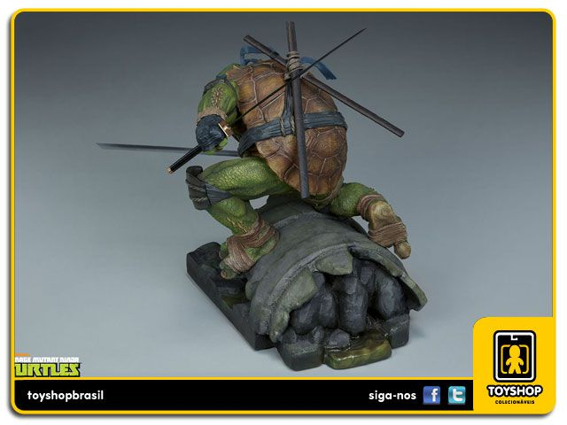 Teenage Mutant Ninja Turtles Leonardo  1/6 Statue Sideshow Collectibles