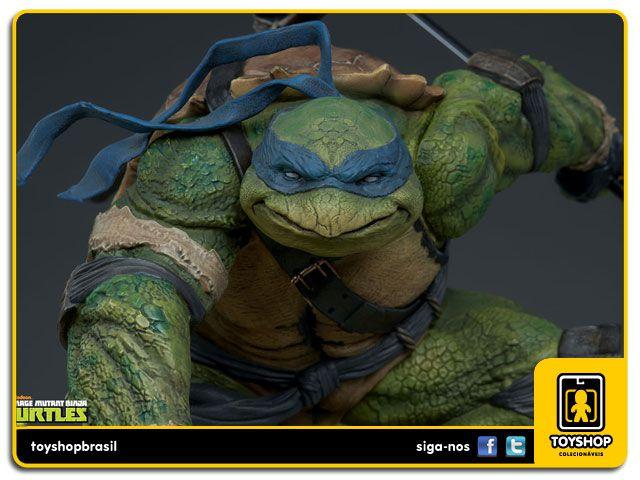 Teenage Mutant Ninja Turtles Leonardo  1/6 Statue Sideshow Collectibles