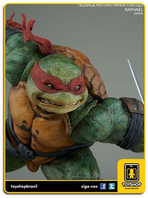 Teenage Mutant Ninja Turtles Raphael 1/6 Statue Sideshow Collectibles