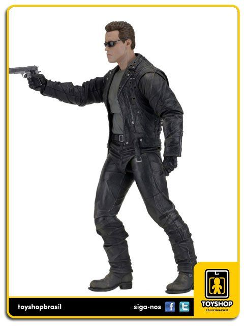 Terminator 2 Judgment Day T-800 1/4 Neca