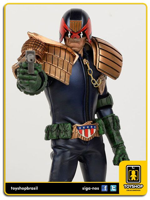 Judge Dredd 1/6  ThreeA