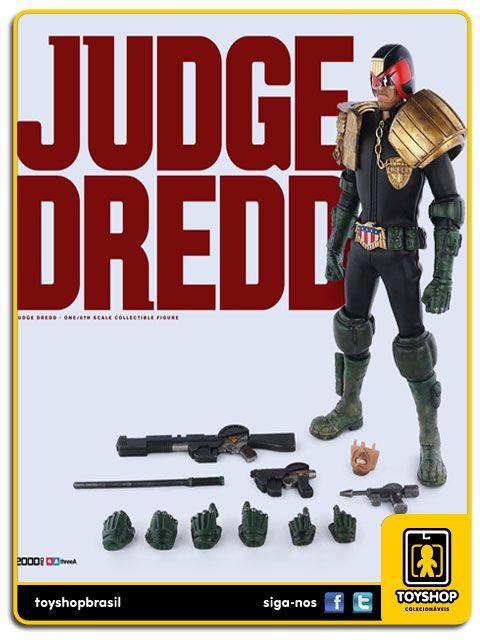 Judge Dredd 1/6  ThreeA