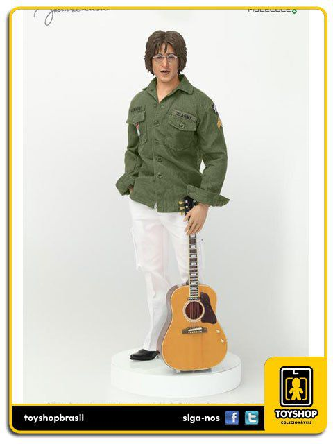 The Beatles John Lennon Imagine 1/6 Scale Figure Molecule8