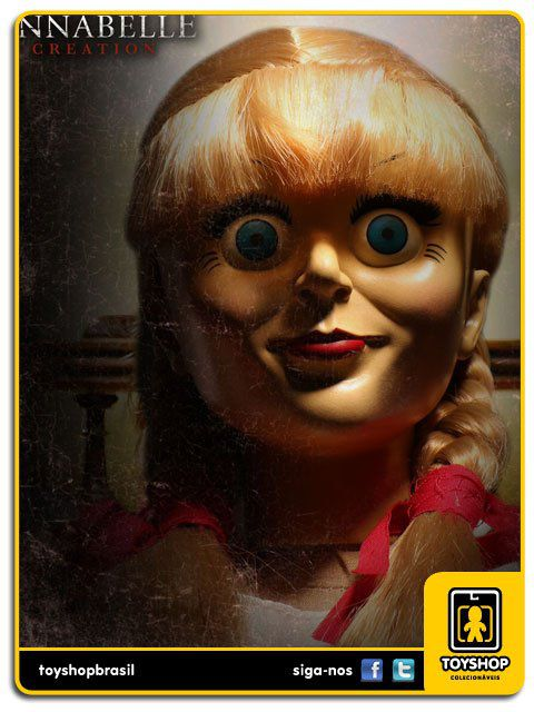 The Conjuring Annabelle: 18