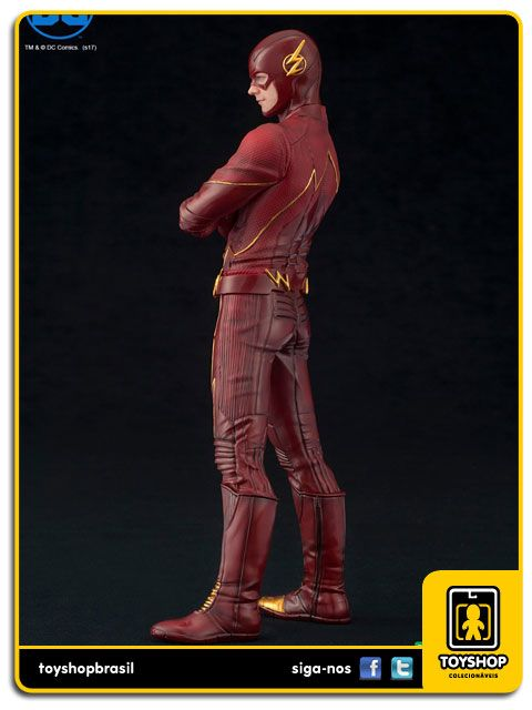 The Flash TV Series The Flash 1/10 ArtFX Kotobukiya