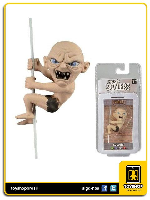 The Hobbit Scalers Gollum Neca