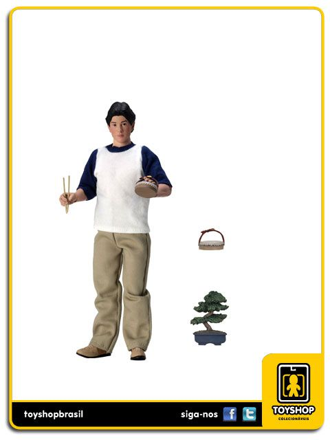 The Karate Kid Daniel Larusso Clothed Neca
