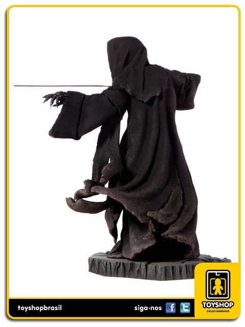 The Lord Of The Rings Attacking Nazgul Art Scale 1/10 Iron Studios
