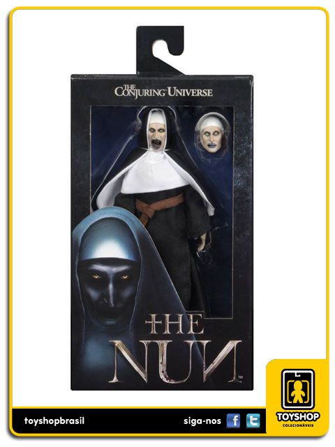 The Nun Valak Clothed Neca
