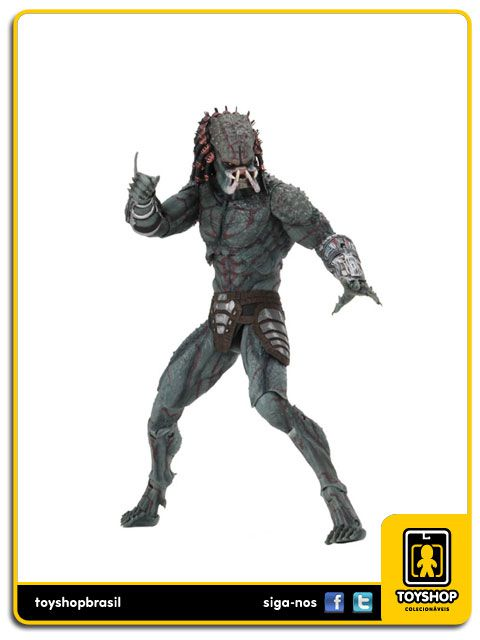 The Predator 2018  Armored Assassin Deluxe Predator Neca