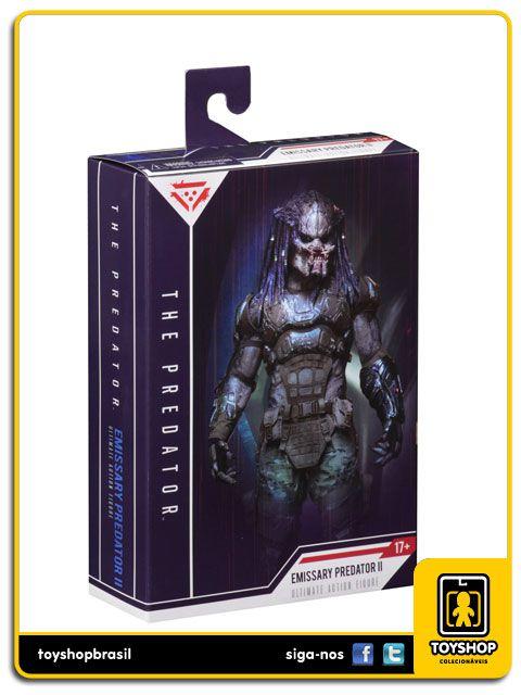 The Predator 2018 Ultimate Emissary 2 Predator Neca