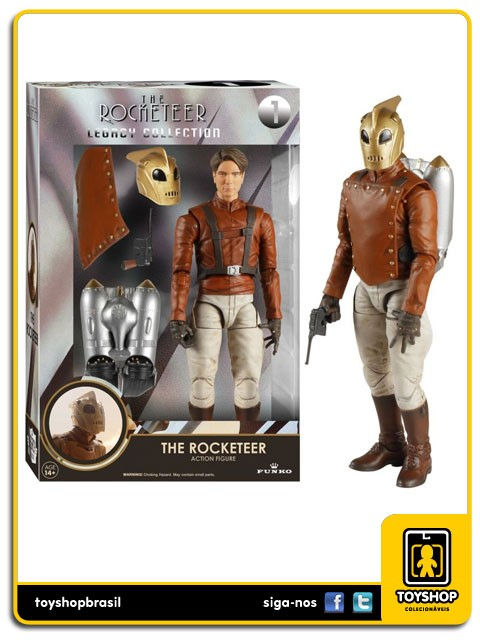 The Rocketeer Legacy Rocketeer  Funko