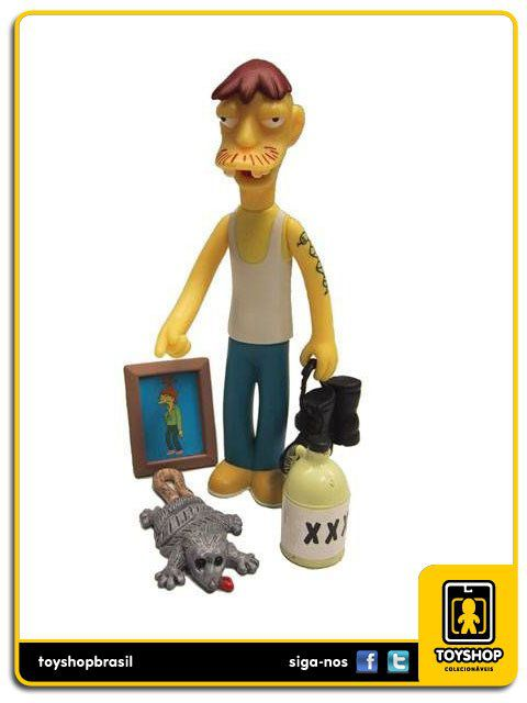 The Simpsons Cletus Playmates