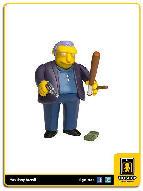 The Simpsons Fat Tony Playmates