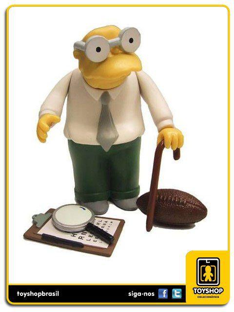 The Simpsons Hans Moleman Playmates