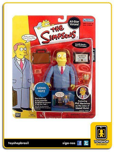 The Simpsons Lionel Hutz Playmates