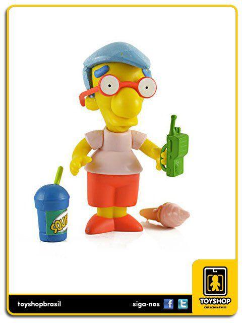 The Simpsons Milhouse Playmates