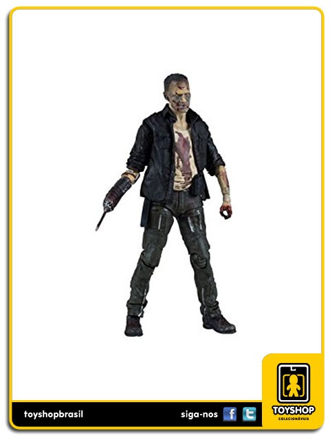 The Walking Dead 5 Merle Zombie Mcfarlane