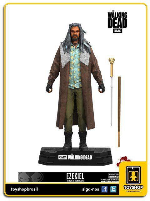 The Walking Dead Ezequiel  Color Tops Mcfarlane Toys