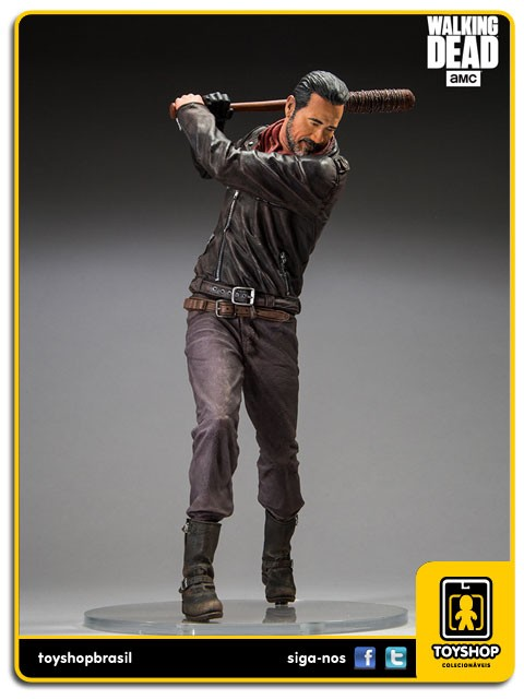 The Walking Dead Negan Deluxe 10´  Mcfarlane