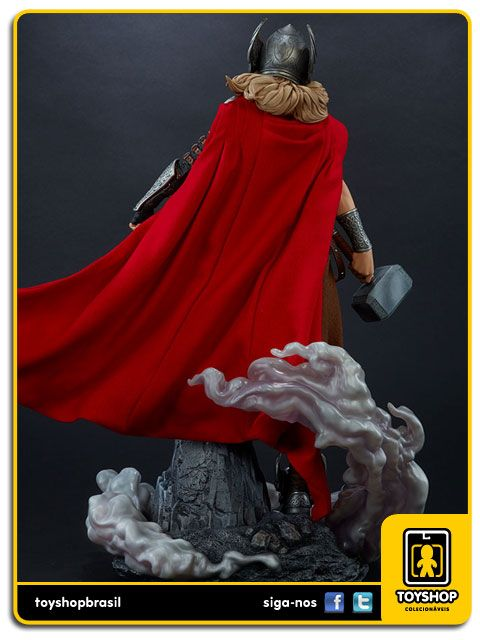 Thor Jane Foster Premium Format  Sideshow Collectibles