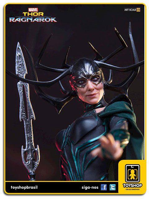 Thor Ragnarok BDS Hela 1/10 Iron Studios