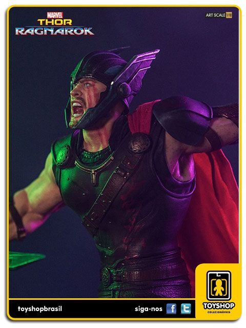 Thor Ragnarok BDS Thor Gladiator 1/10 Iron Studios
