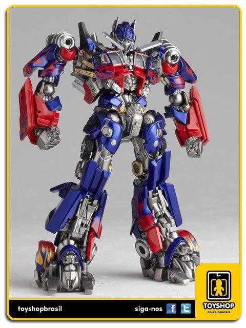 Transformes Optimus Prime Revoltech 030 Kaiyodo