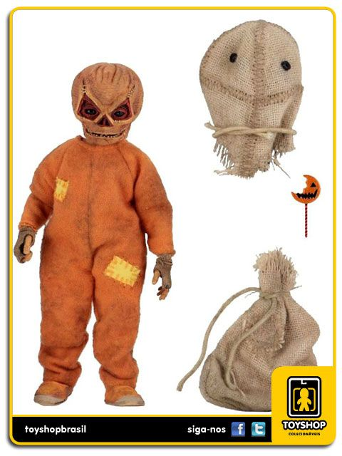 Trick´s Treat Sam 8 Clothed Neca