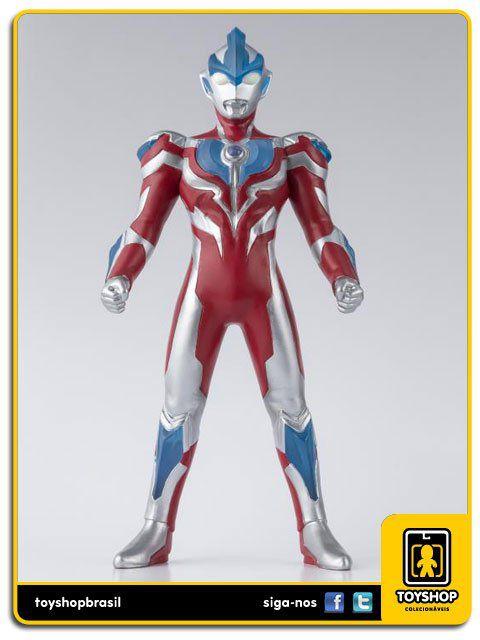 Ultraman Sofvi Spirits Ginga Bandai